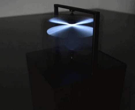 Kinetic Light Sculptures