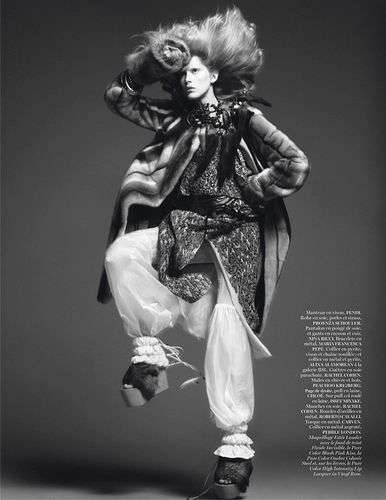 Vogue Paris David Sims