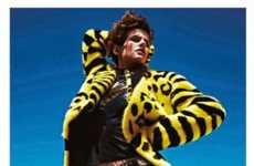 Brilliantly Bold Fashion