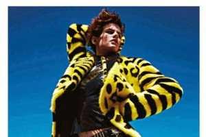 The Vogue Paris 'Extreme' Shoot is Crazy Colorful