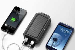 The PowerPak Xtreme Can Charge Up to Two Devices Six Times Over