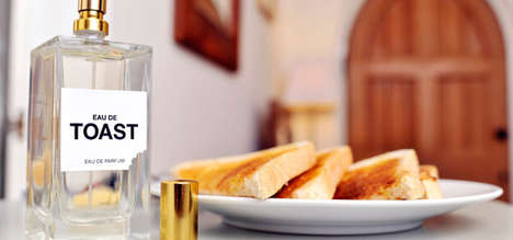 Breakfast-Scented Fragrances - Smell Like a Yummy Piece of Toast Every Day with Eau de Toast