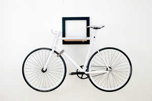 The Slit Bike Rack Is a Perfect Addtion to Minimalist Homes