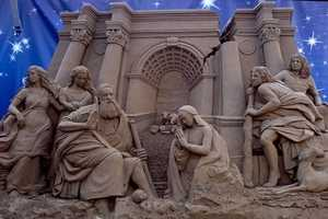 Susanne Ruseler's Sand Sculptures are Mythological and Magical