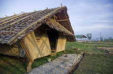 Recyclable Bamboo Dorms