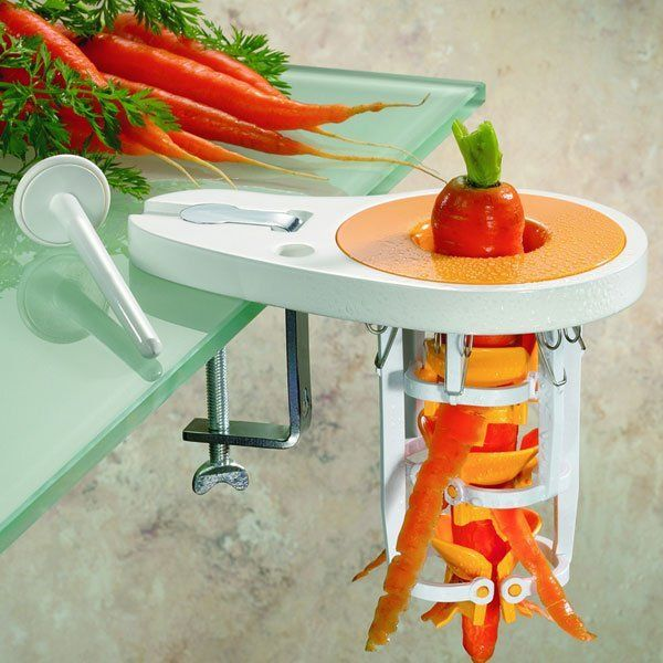 Table Top Carrot Peelers