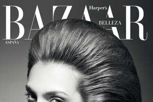 Harper's Bazaar Spain October 2013 Issue is All About Hairsty