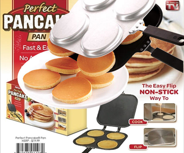 Perfect Pancake Makers