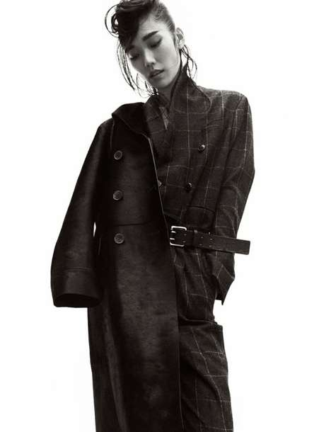 Brooding Tomboy Fashion - The Numéro France