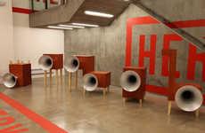 Interactive Gramophones