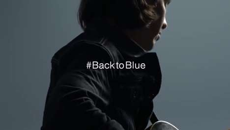 Back to Blue - Children of Rock Legends Share Their Creative Philosophy with Gap (SPONSORED)