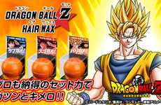 Anime Branded Hair Wax - Get Maximum Hold with This Super Saiyan Hair Wax