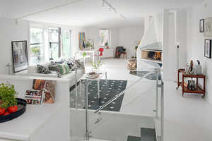 This Swedish Apartment is Spacious and Inspiring