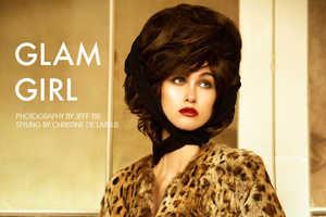 The Fashion Gone Rogue 'Glam Girl' Photoshoot Stars Sarah English