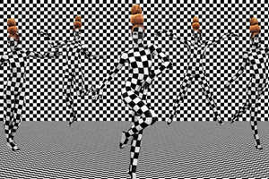 'Satellite Office' Creates Modern Images That Checker