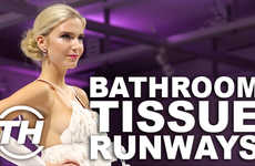 Bathroom Tissue Runways
