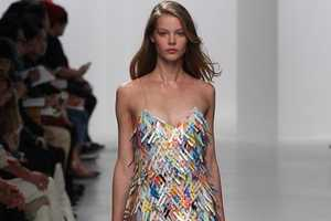 Hussein Chalayan Spring 2014 Gets You Ready for Spring