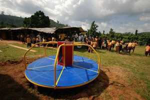 Empower Playgrounds Harnesses the Boundless Energy of Children
