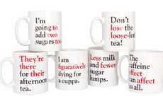 Silly Syntax Coffee Mugs - These Grammar Coffee Mugs are Perfect for Grammar Nerds