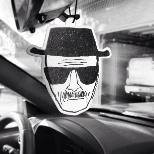 Drug Dealer-Inspired Air Fresheners