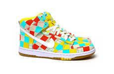 24 Examples of Funky Patchwork Footwear