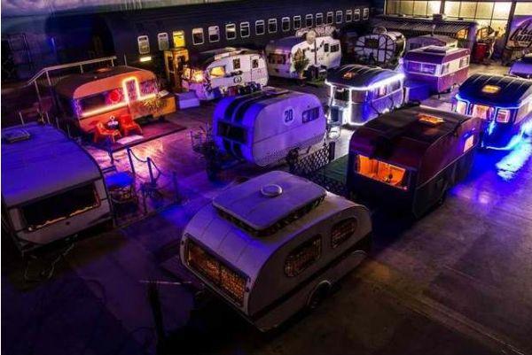 Indoor RV Campgrounds