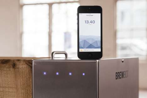 Beer Brewing Apps - The Brewbot Makes Home Brewing Your Own Beer That Much Easier