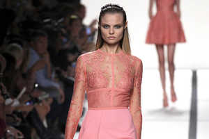 Elie Saab Spring/Summer 2014 is a Sweet & Head-Turning Collection