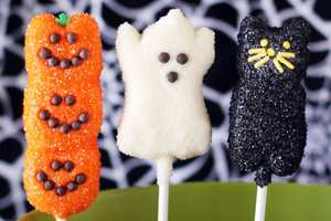 This Push Pop Halloween Recipe is Simple and Delicious