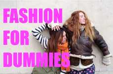 Comical Fashion News Segments