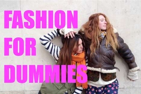 Comical Fashion News Segments - These Bloggers Conducted Hilarious Fashion Interviews in Paris