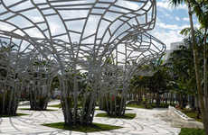 100 Artistically Intricate Structures