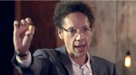 Overestimating Giants - Malcolm Gladwell Breaks Down the Bible Story in his David and Goliath Talk