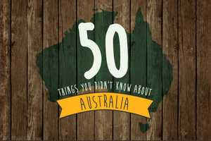 The 50 Weird Australia Facts Infographic Highlights Nuances