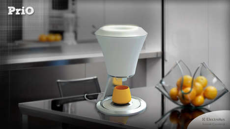 PriO Sustainable Juicer