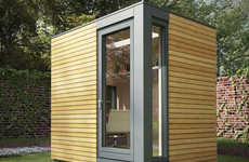 Outdoor Home Offices