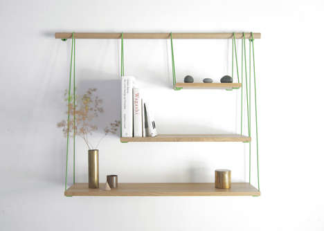 Bridge Shelving Unit