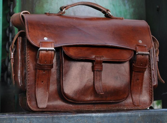 Bourbon-Colored Carry-Ons