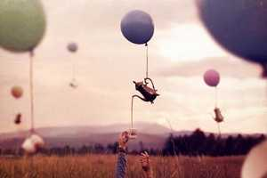 Joel Robinson's Latest Surreal Photographs Create a Dream-Like W