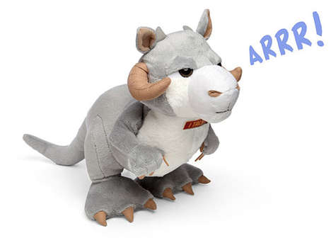 Talking Tauntaun Plush