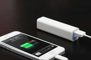 The Portable Backup Battery is Small Enough to Pack in Your Pocket