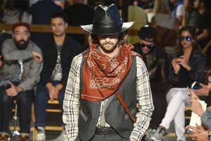 The N. Hoolywood Spring/Summer 2014 Collection is Cowboy-Inspired