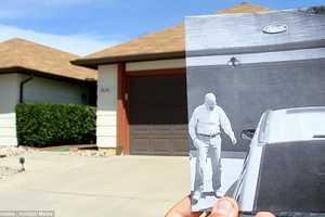 The Breaking Bad Site Photography Captures Locales from the Show