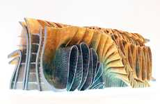 Pleated Architectural Projects