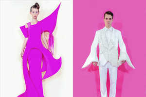 The Long Tran Spring/Summer 2014 Collection Embodies Eccentricity