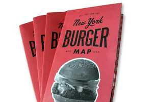 The New York Burger Map Points Out the City's Finest Burgers