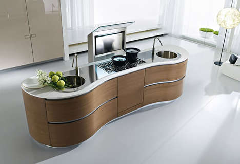 Pedini Dune Kitchen