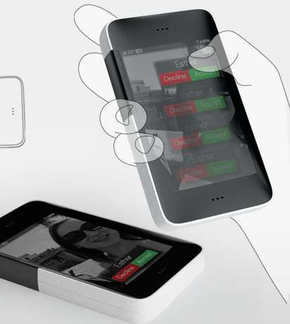 Capacitive Sensing Smartphone
