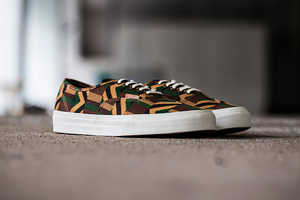 The Vans California 2013 Holiday Cali Tribe Collection is Funky Fresh