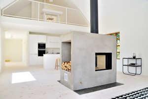 Sandberg's Design Fuse the Traditional & the Contemporary